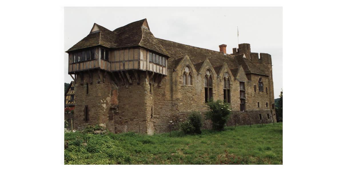 Stokesay_castle, Shropshire
