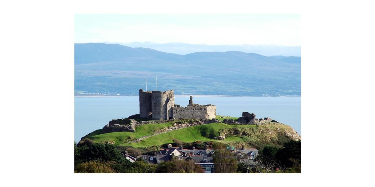 Criccieth Castle - Wales