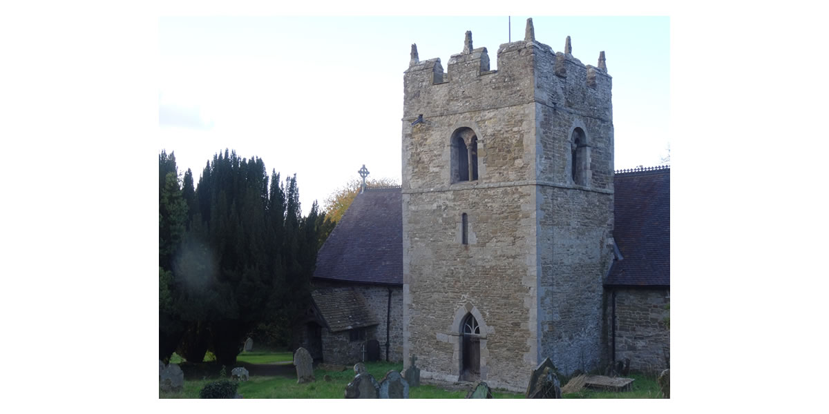 St Edith's Church - Eaton-under-Heywood Shropshire