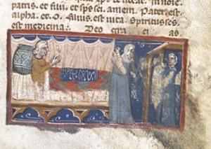 BL MS Egerton 877 Passio of St Margaret