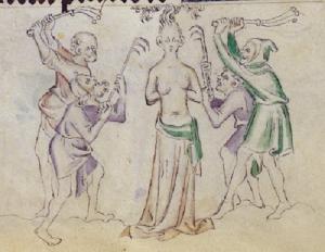 bl manuscript of st margaret