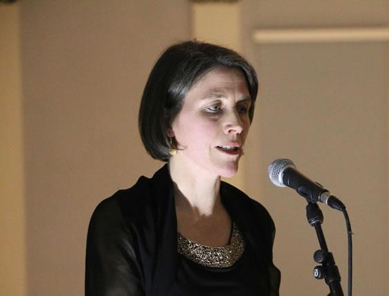 Kate Innes reading