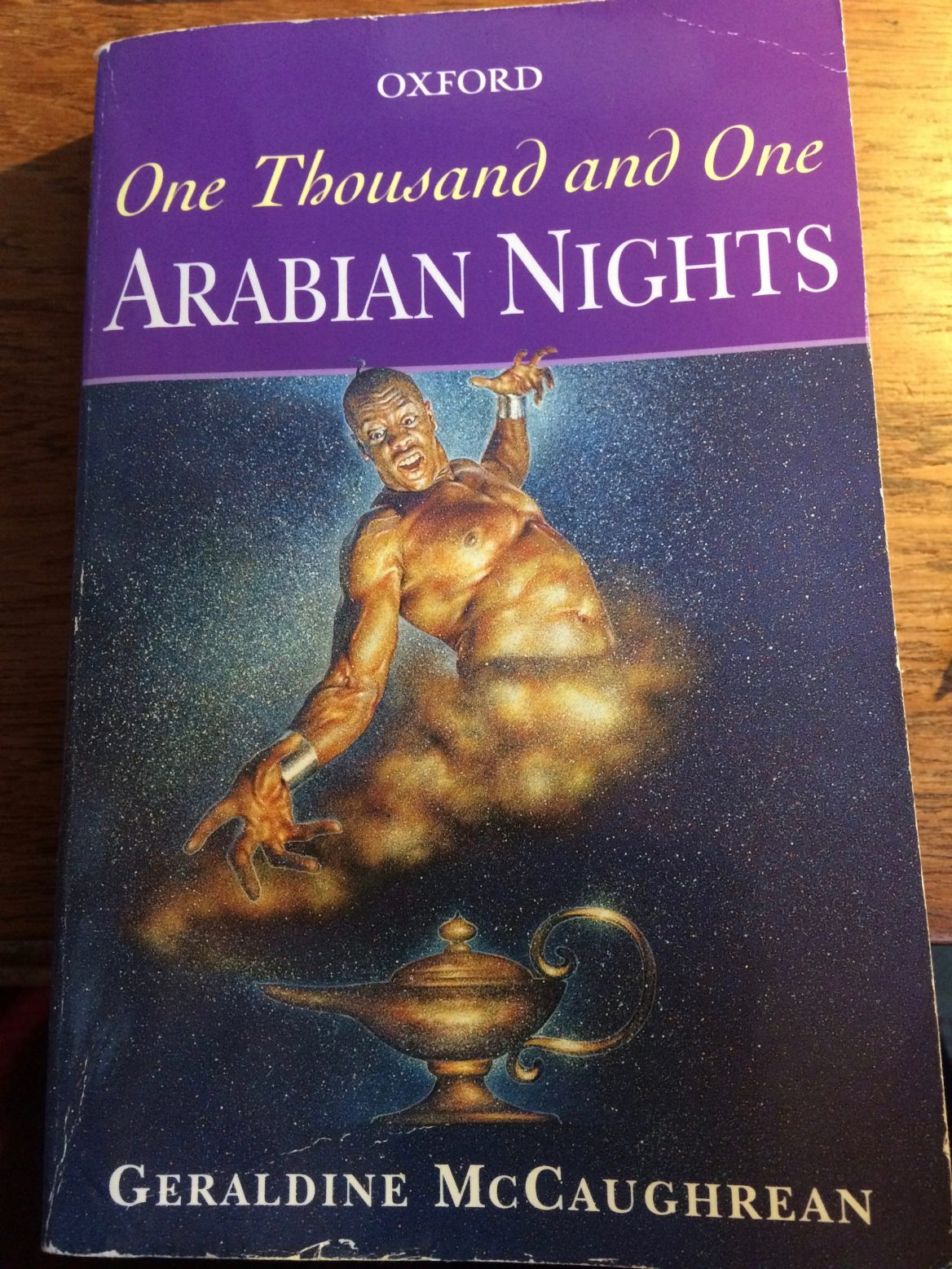 cover of One Thousand and One Arabian Nights