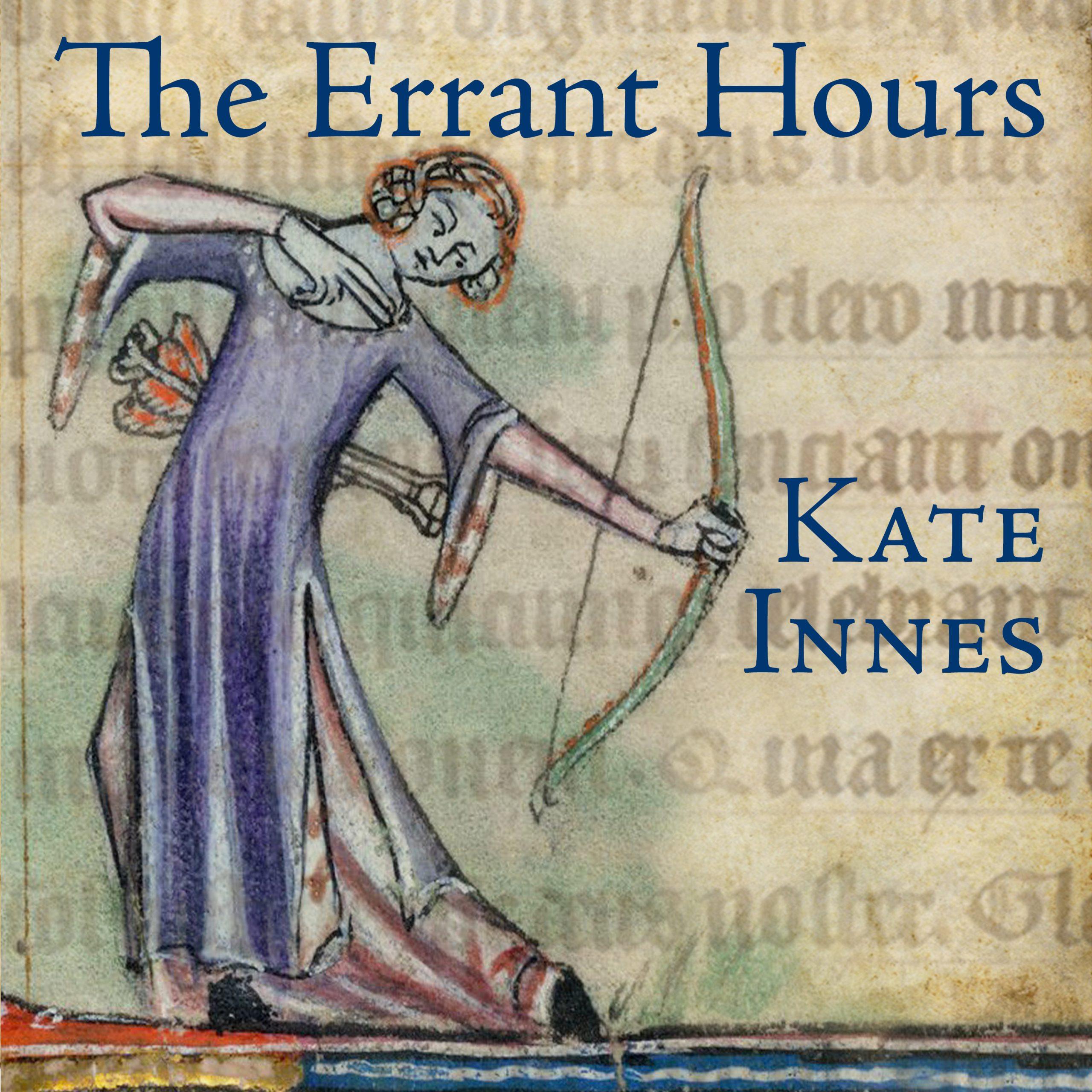 The Errant Hours - New Literary Historical Novel