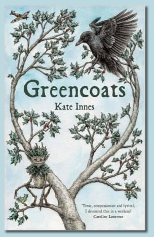 Greencoats by Kate Innes